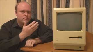 Apple Macintosh 128k (1984) Full Tour