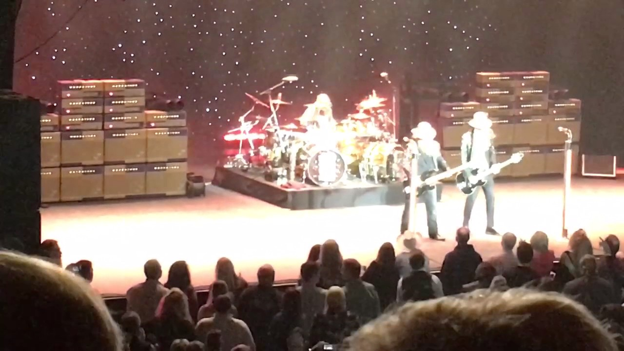 Zz Top In Knoxville