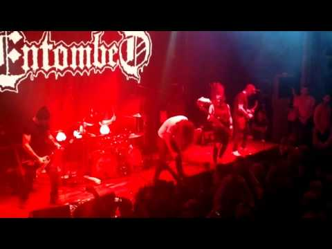 Entombed – Live #3 – 27.10.2016 Close-Up Cruise, M/S Silja Galaxy, Stockholm, Sweden