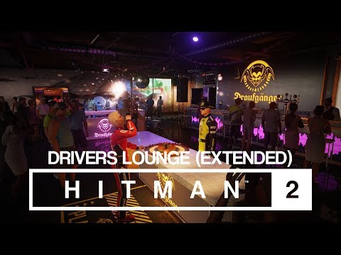 HITMAN 2 Soundtrack - Miami Drivers Lounge (Extended)