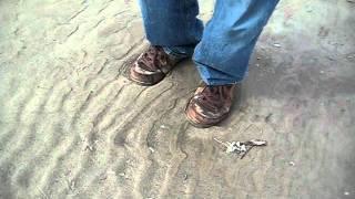 liquid sand