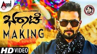 BHARAATE Making 2018 Roaring Star Sri Murali Chethan Kumar Arjun Janya