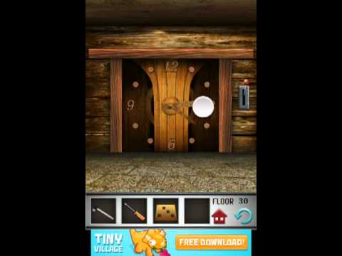 100 floors level 30 floor 30 solution youtube for 100 floors 17th floor answer