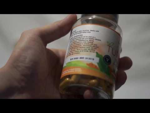 NutraVita Organic Turmeric (with Curcumin) & Bioperine Supplements: Review