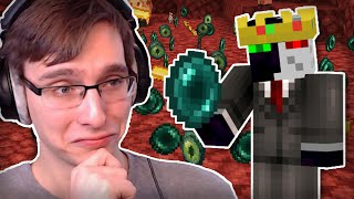 I Finally Beat Minecraft for the First Time… (ft. Ranboo)