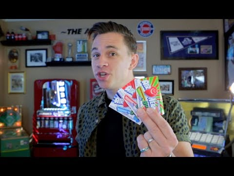 Magic with New Airheads Gum!!