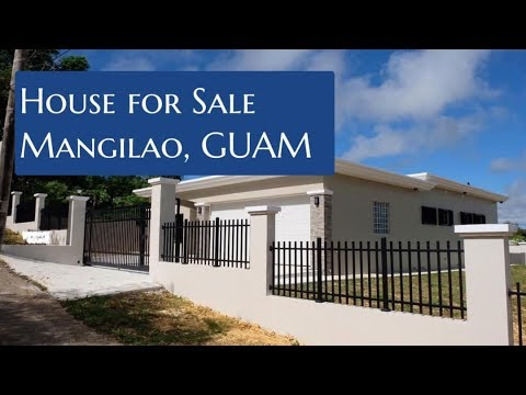 Property Walkthough- House For Sale In Mangilao