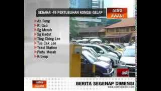 Senarai 49 kongsi gelap di Malaysia