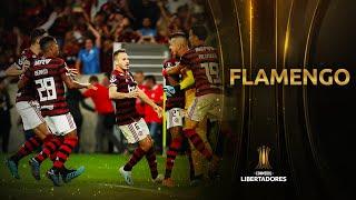 El camino de Flamengo a la Semifinal de la CONMEBOL Libertadores