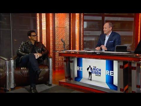 NFL Network Analyst Eric Davis Weighs in on NFL Week 15 Matchups in Studio - 12/16/15