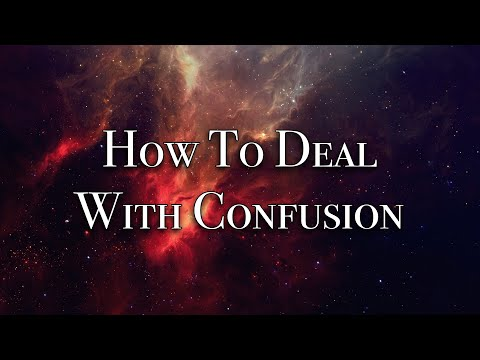 Phil Good - How To Deal With Confusion (during these intense cosmic shifts)