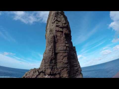 Duncan Booth - Old Man of Hoy