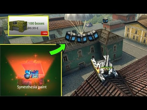 Tanki Online - Gold Box Montage #20   + Cosmonautics Gold Boxes + New Nickname Change?!
