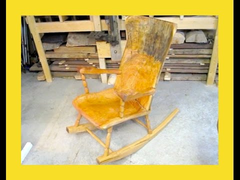 how to make a rocking chair not rock comfortable outdoor chairs the youtube