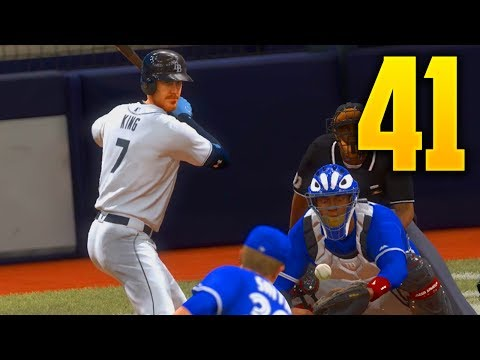 "MLB The Show 17 - Road to the Show - Part 41 ""WALK OFF HOME RUN CLUTCH!"" (Gameplay & Commentary)"