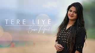 Tere Liye    Veer-Zaara   Female Cover   Barsa Pattnaik