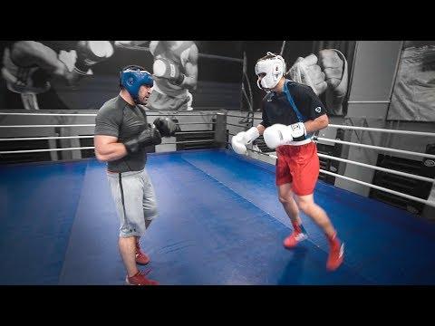 Чемпион мира по ММА против МСМК по боксу