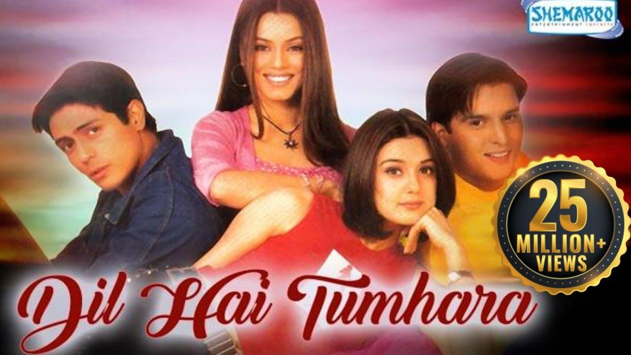 Dil Hai Tumhara (HD) Hindi Full Movie In 15 Mins