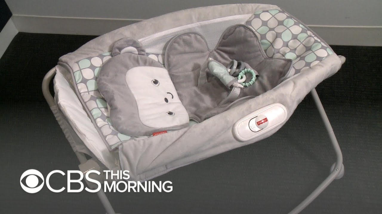 Push for Fisher-Price Rock 'n Play recall after infant deaths