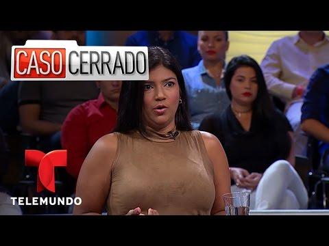 Sexualmente viva   Caso Cerrado   Telemundo