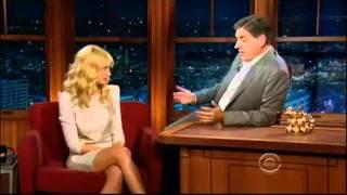Craig Ferguson 12/2/11E Late Late Show Beth Behrs