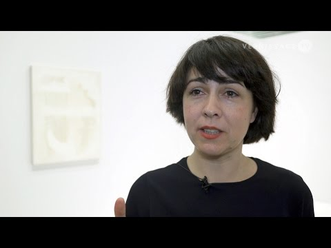 Interview with Anca Munteanu Rimnic at PSM Gallery Berlin at Art Cologne 2015