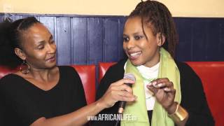 Virginia Mukwesha: Videointerview @  Reigen, Vienna, 15.11.2014