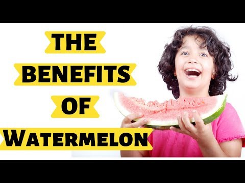 Nutrition Facts and Health Benefits of Watermelon