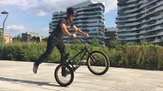 COME FARE PEG MANUAL - TUTORIAL ITALIANO BMX