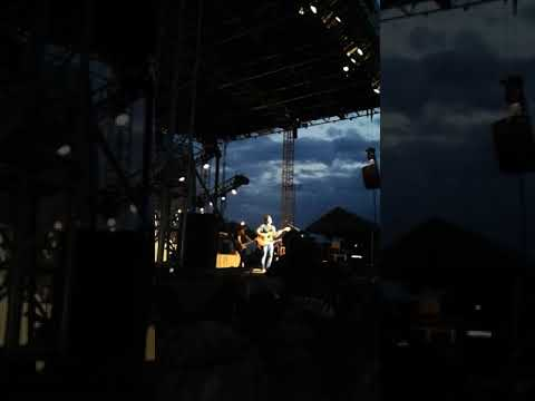 Justin Moore Live Concert At Mississippi Valley Fair