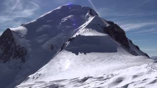 Mont Blanc Sept 2012 - Tete Rousse to Summit 4810m