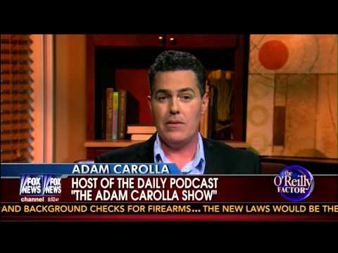 Adam Carolla vs. The Huffington Post - Bill O