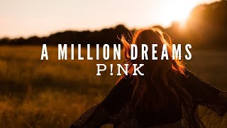 P Nk A Million Dreams