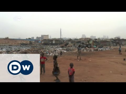 Angola: Housing boom leaves poor homeless | DW News