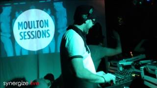 Alland Byallo / Dave Aju / Kenneth Scott :  Moulton Sessions #4