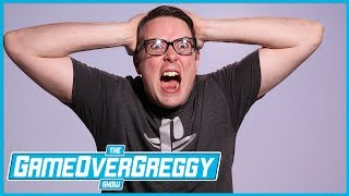 Yup, Greg Miller Is Still A Crazy Person - The GameOverGreggy Show Ep. 186