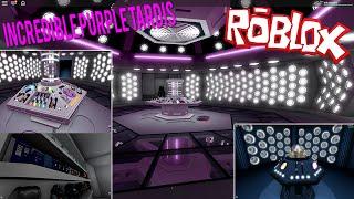 Incredible Custom Purple Tardis - Roblox Game!