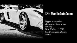 The 12th Manila Auto Salon 2018