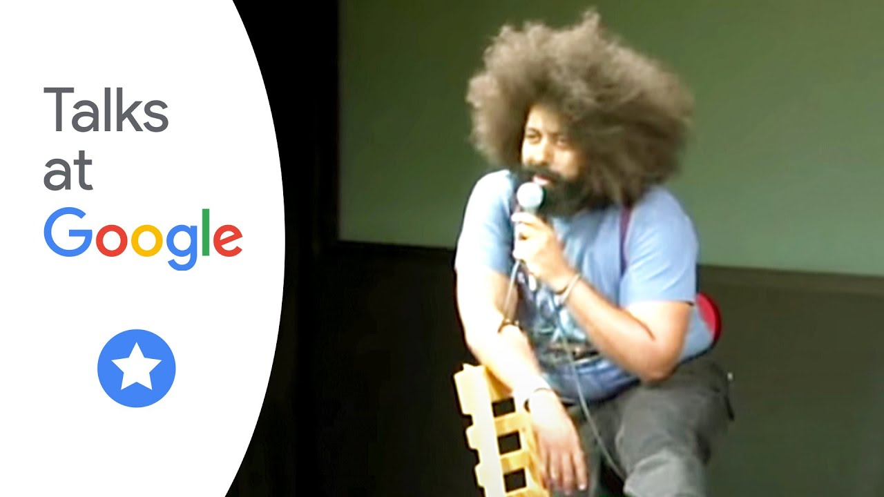 Reggie Watts | Musicians at Google