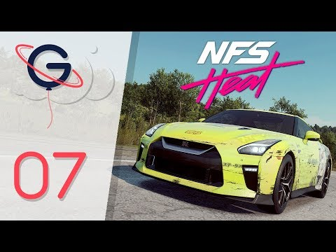 NEED FOR SPEED HEAT FR #7