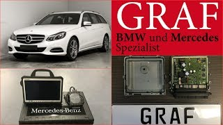 Mercedes E-Klasse W212 Mercedes Turbolader Mercedes Probleme Mercedes Krankheiten Getriebe