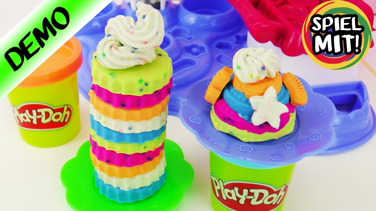 Play Doh Küchenparty Play Doh Knete Kuche