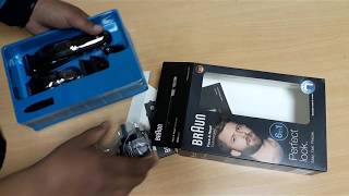 Braun Multi Grooming Kit MGK3020-6-in-1 Face And Head Trimming Kit Unboxing