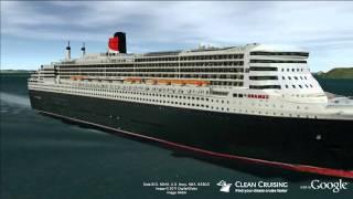 Queen Mary 2 Virtual Ship Tour