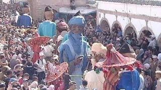 مدينة الصويرة المغربية ترتدي حُلَّةً إفريقية بمناسبة مهرجان الموسيقى القناوية