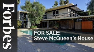You Can Buy Steve McQueens House If You Have $4.6M