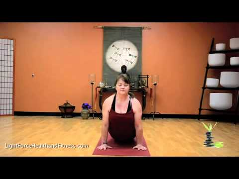 Light Force Health and Fitness - Yoga Training Video #1