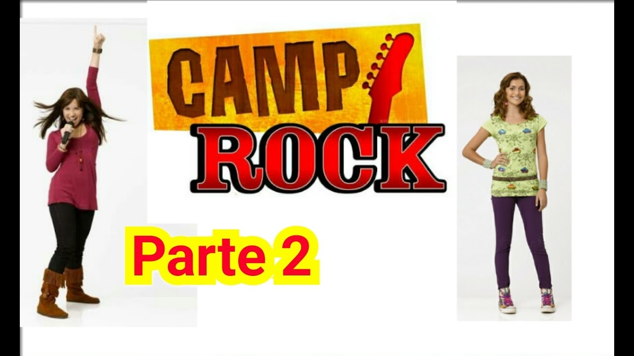 Camp Rock Dublado Parte 2 Youtube