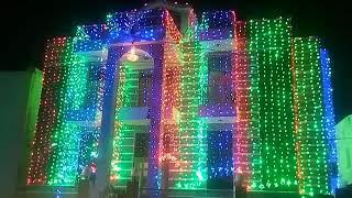 Dhanu light decoration