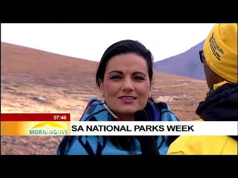 SANParks launches South African National Parks Week in FS